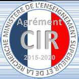 Logo Agrément CIR